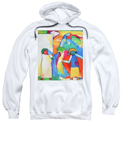 Improvisation 6, African - Digital Remastered Edition Sweatshirt