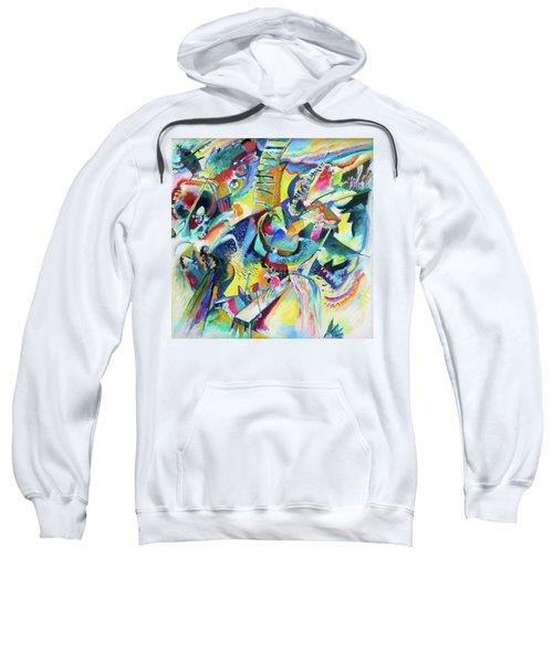 Improvisation Gorge - Digital Remastered Edition Sweatshirt