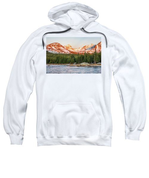 Indian Peaks Sunrise Sweatshirt