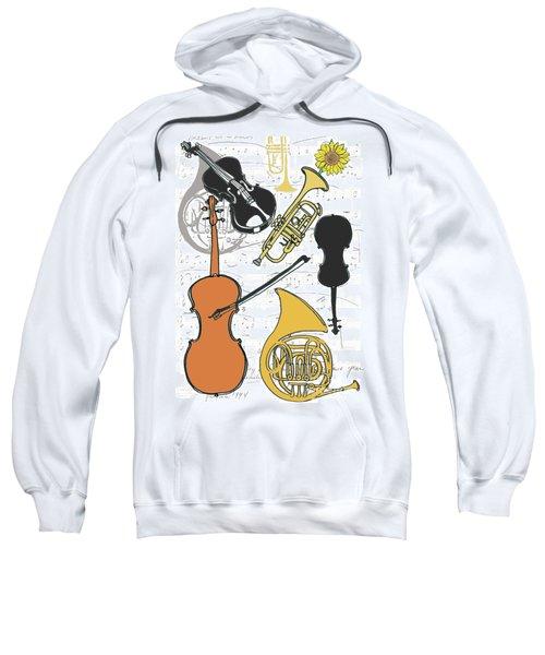 Instruments Sweatshirt