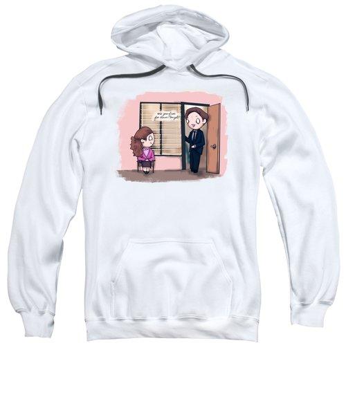 It's A Date Sweatshirt