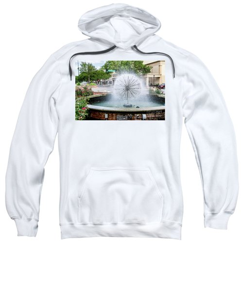 James Brown Blvd Fountain - Augusta Ga Sweatshirt