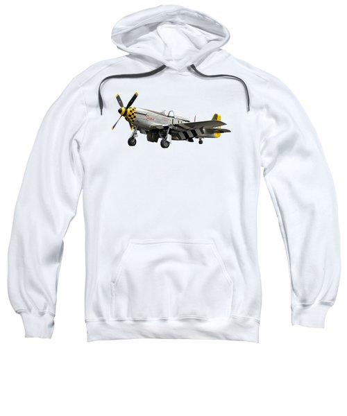 Janie P-51 Sweatshirt