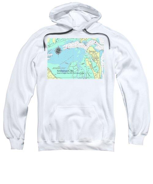 Joppa Flats Map Sweatshirt