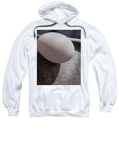 Jumbo Egg Sweatshirt