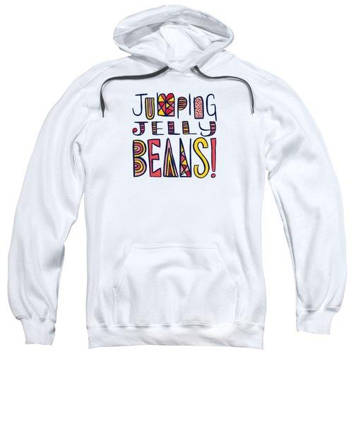 Jumping Jelly Beans Sweatshirt