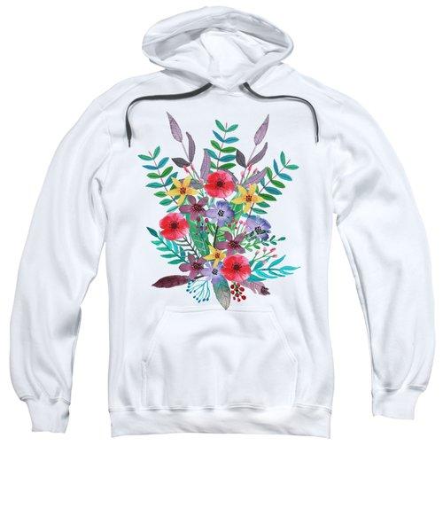 Just Flora I Sweatshirt