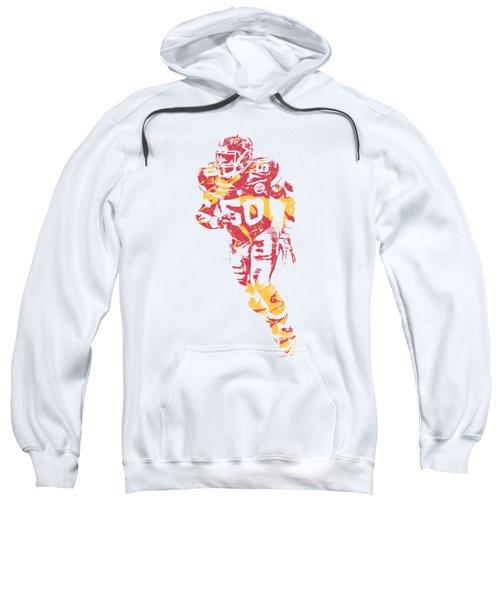 Justin Houston Kansas City Chiefs Apparel T Shirt Pixel Art 2 Sweatshirt