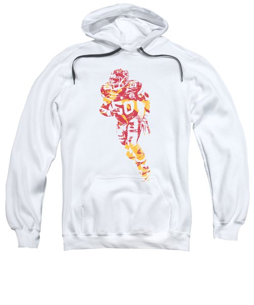Justin Houston Kansas City Chiefs Apparel T Shirt Pixel Art 2 Sweatshirt