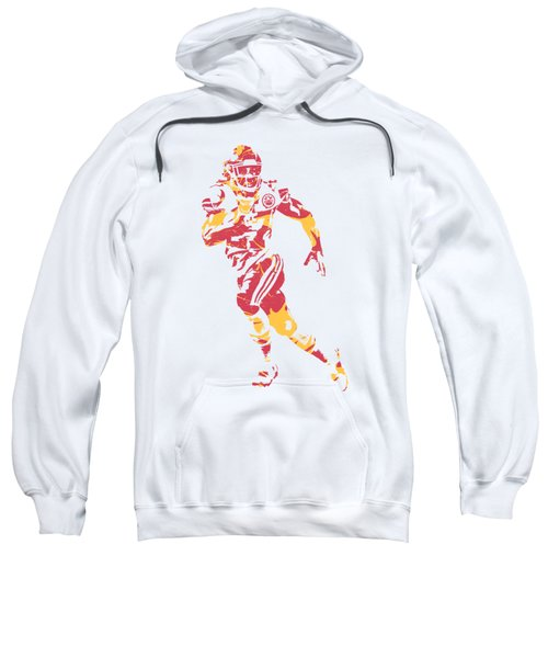 Kareem Hunt Kansas City Chiefs Apparel T Shirt Pixel Art 1 Sweatshirt