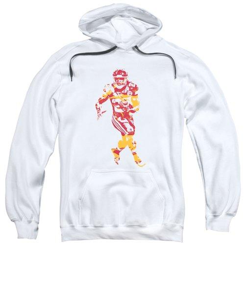 Kareem Hunt Kansas City Chiefs Apparel T Shirt Pixel Art 2 Sweatshirt