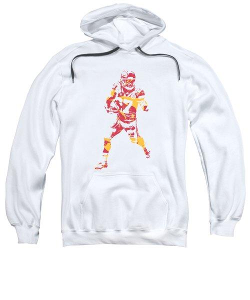 Kareem Hunt Kansas City Chiefs Apparel T Shirt Pixel Art 3 Sweatshirt