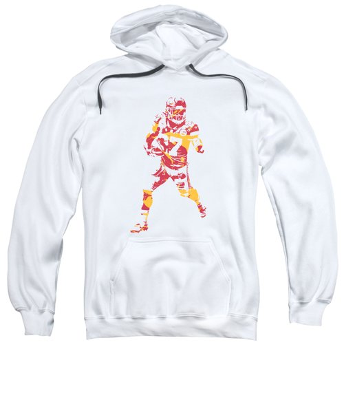 Kareem Hunt Kansas City Chiefs Apparel T Shirt Pixel Art 3 Sweatshirt