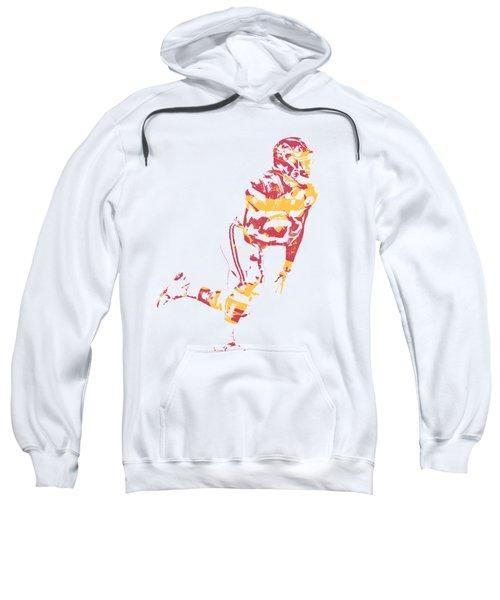 Kareem Hunt Kansas City Chiefs Apparel T Shirt Pixel Art 4 Sweatshirt
