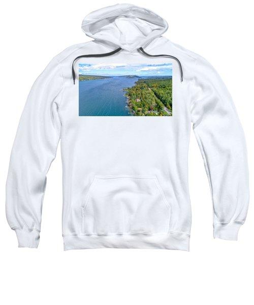 Keuka Center Point Sweatshirt