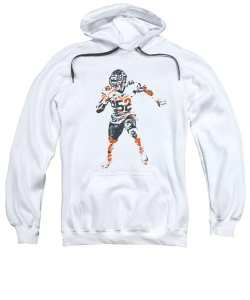 Khalil Mack Chicago Bears Apparel T Shirt Pixel Art 1 Sweatshirt