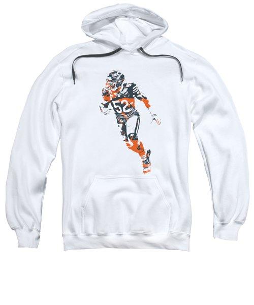 Khalil Mack Chicago Bears Apparel T Shirt Pixel Art 2 Sweatshirt