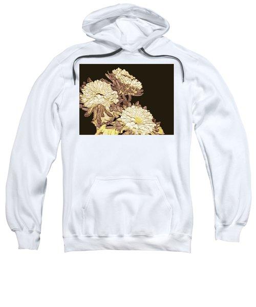 Kimono Garden Sweatshirt