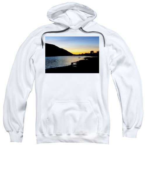 Lake Cuyamaca Sunset Sweatshirt