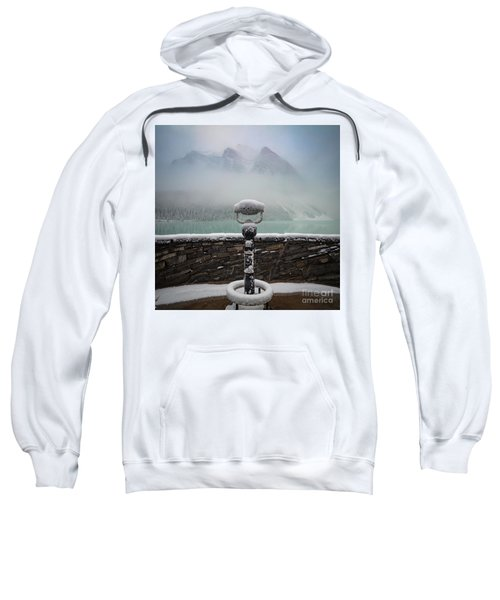Lake Louise Winter   Sweatshirt