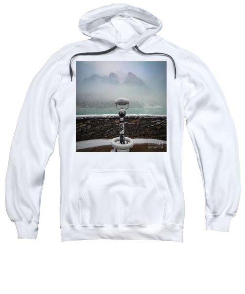 Lake Louise Winter   Sweatshirt