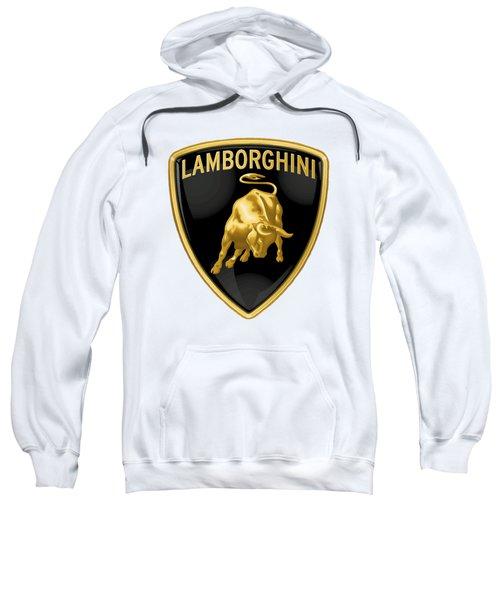 Lamborghini Car Emblem - T-shirt Sweatshirt