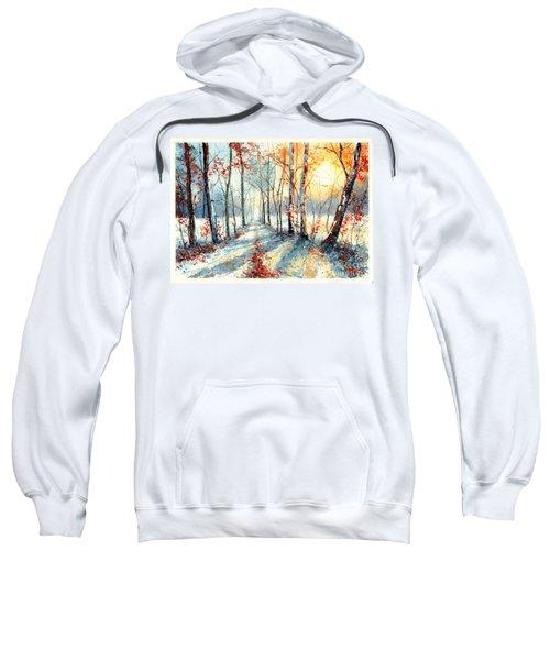 Last Leaves Sweatshirt