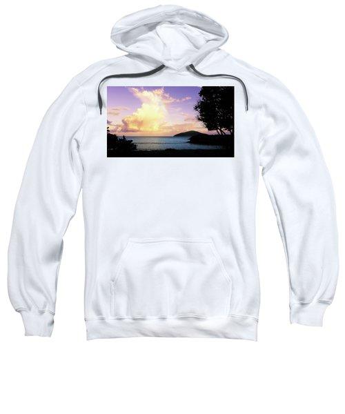 Last Rainbow Of The Day Sweatshirt