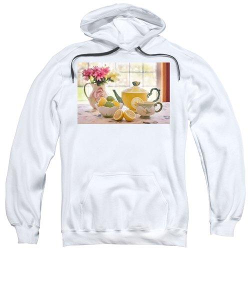 Lemon Tea  Sweatshirt