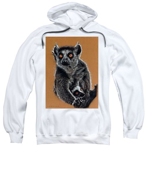 Lemurs Sweatshirt