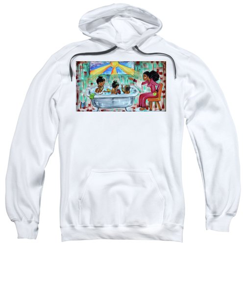 Lessons From Mommy Sweatshirt