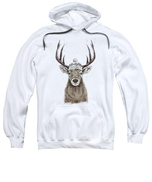 Let's Go Outside  Sweatshirt