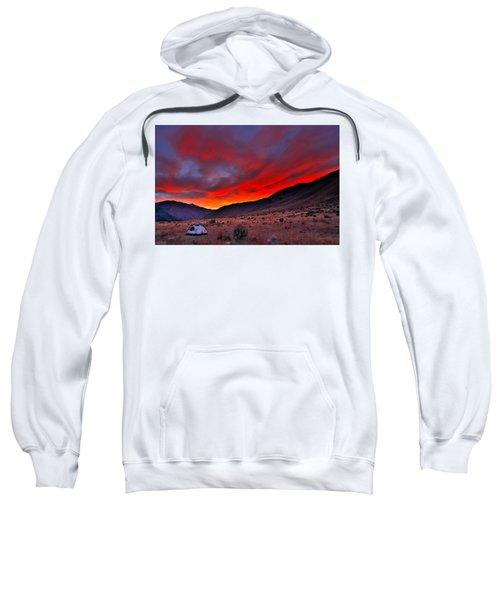 Lone Tent Sweatshirt
