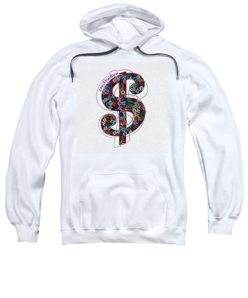 Louis Vuitton Dollar Sign-1 Sweatshirt