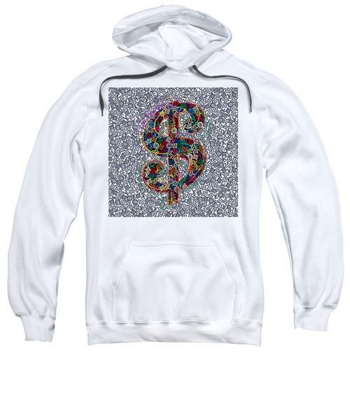 Louis Vuitton Dollar Sign-5 Sweatshirt
