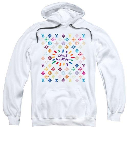 Louis Vuitton Monogram-10 Sweatshirt
