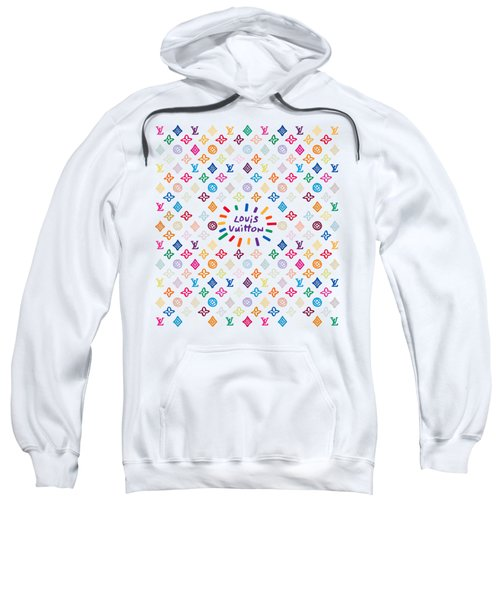 Louis Vuitton Monogram-12 Sweatshirt