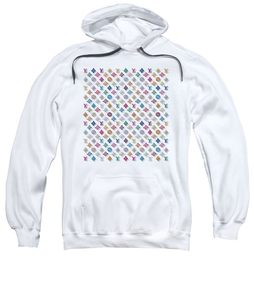 Louis Vuitton Monogram-3 Sweatshirt