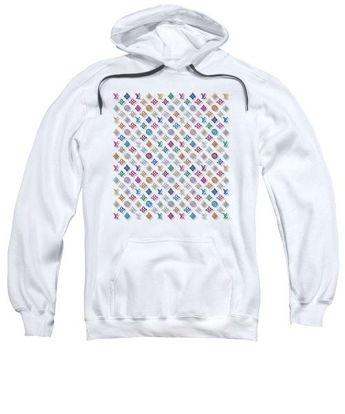 Louis Vuitton Monogram-3 Sweatshirt
