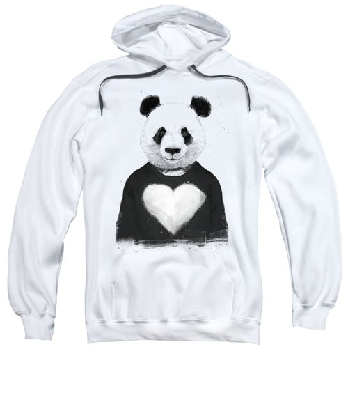 Lovely Panda  Sweatshirt