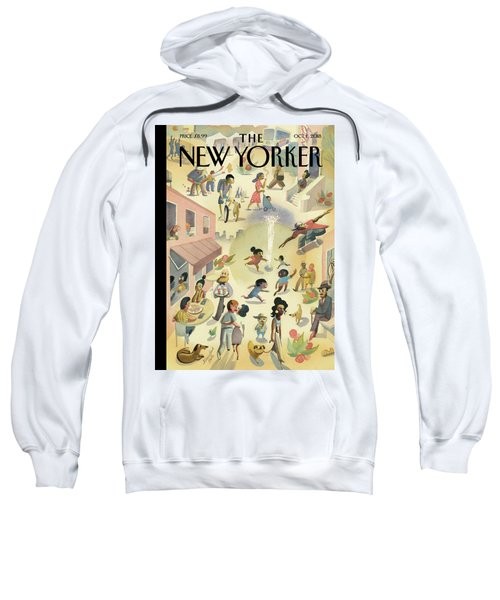 Lower East Side Sweatshirt
