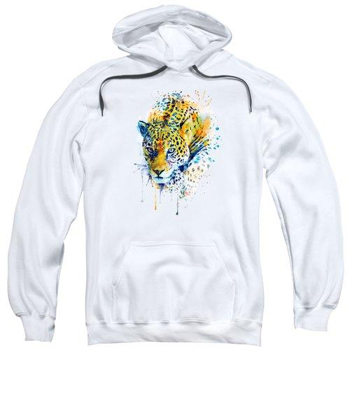 Lurking Leopard  Sweatshirt