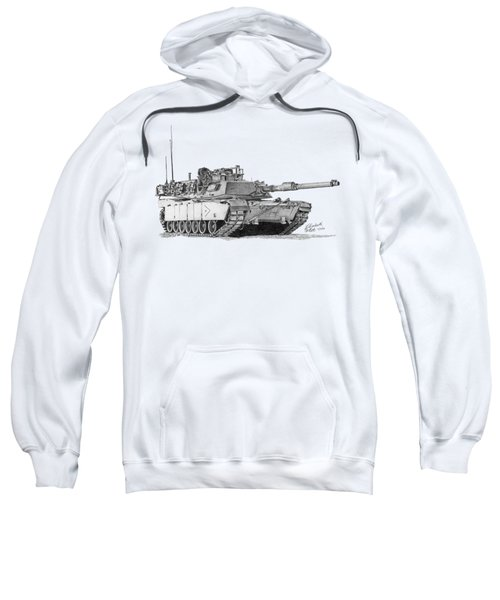 M1a1 B Company Xo Tank Sweatshirt