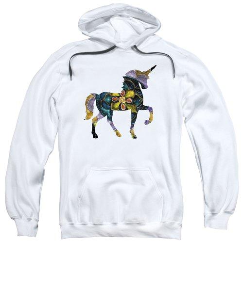 Magic  Unicorn  Sweatshirt