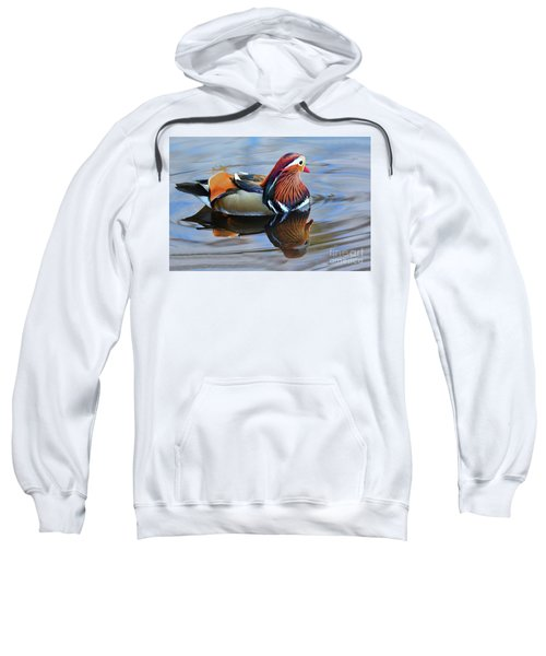 Mandarin Duck Central Park 6 Sweatshirt