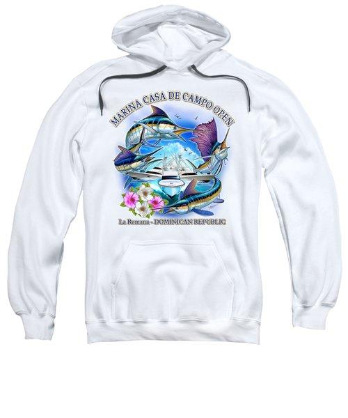 Marina Casa De Campo Open Art Sweatshirt