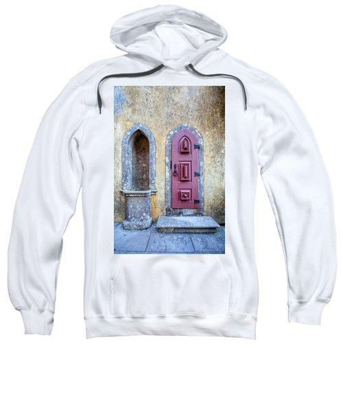 Medieval Red Door Sweatshirt