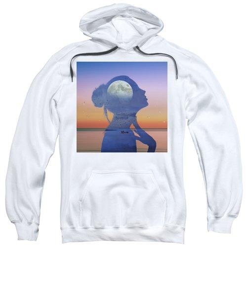 Melting Night Sweatshirt