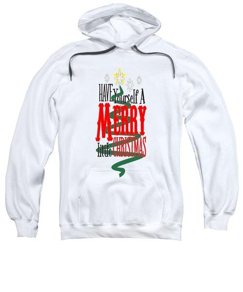 Merry Little Christmas Sweatshirt