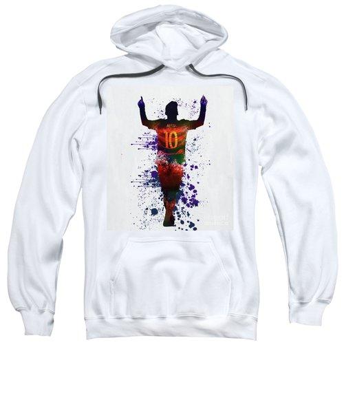 Messi Barcelona Sweatshirt